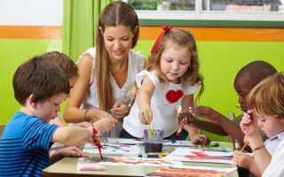 Занятия для развития ребенка в 5 лет
