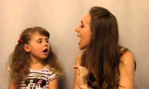 Как научить ребенка выговаривать букву «Ж»