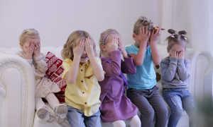 Список коммуникативных игр с детьми