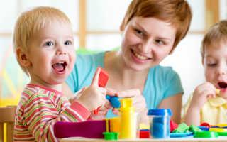 Речевое развитие детей от 3 до 4 лет