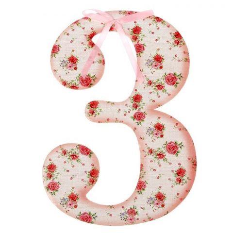 Цифра 3 задания для дошкольников