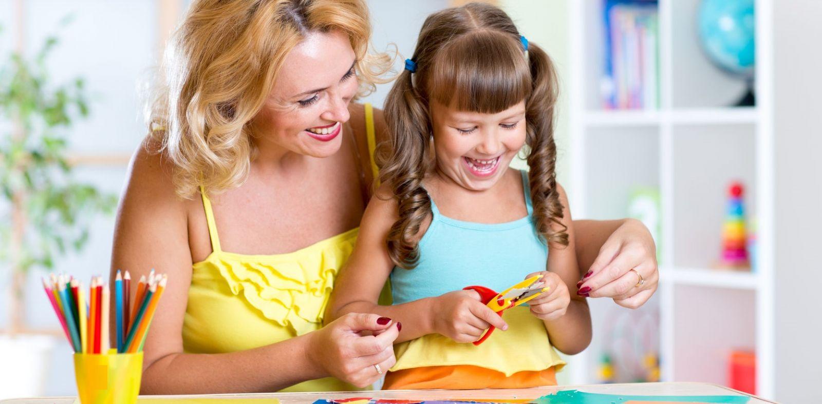 Упражнения для детей среднего детсадовского возраста