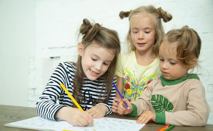 Дети и задачи